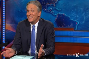 Jon Stewart Last Show