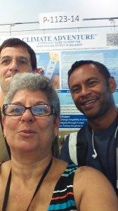 Jose, Josiel e eu Poster Paris