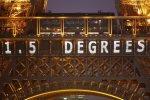 Paris COP 21 Eiffel Tower