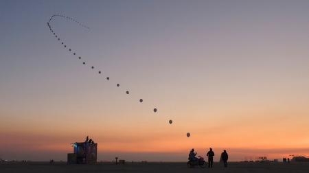 Imagem Ballons Wolfram Burner
