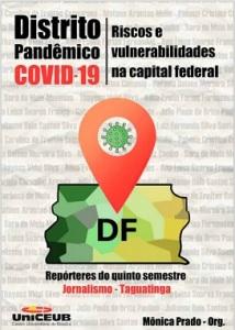 capa livro Distrito Pandêmico